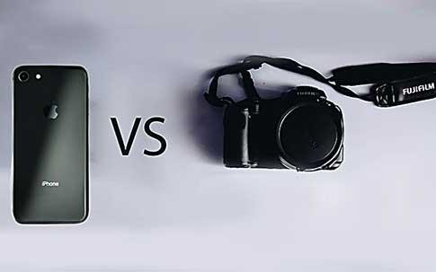 DSLR Vs Mobile Photography