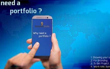 Why should you have a portfolio